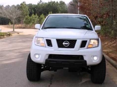 nissan frontier pro 4x lifted 2010 nissan frontier lifted pro 4x w navigation wake