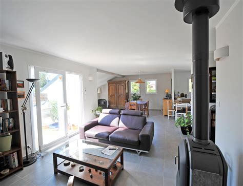 Maison Bois Plein Pied Avec Bardage Canexel Nos Maisons maison bois de plain pied avec bardage canexel nos maisons