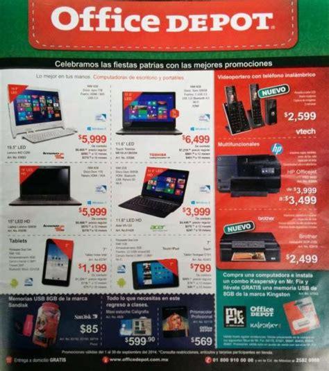 office depot hot sale 2018 office depot folleto de ofertas de septiembre oferta