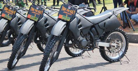 Lu Tembak Untuk Sepeda Motor mengenal 4 kendaraan motor untuk tugas operasi tni informasi doni