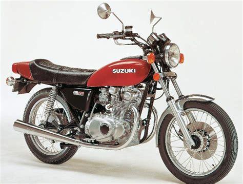 Suzuki Gs400 Motorcycle Specs