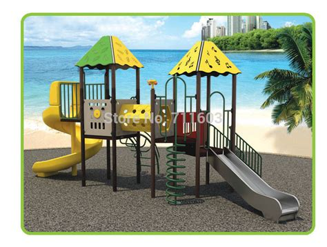 children outdoor playground big slides for sale jm818 41