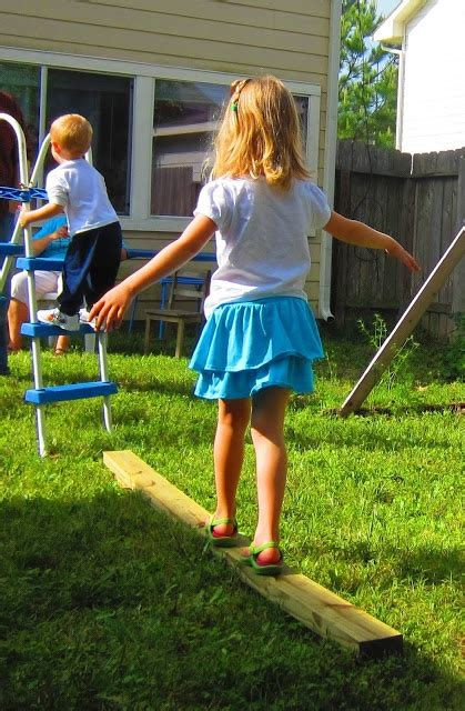 your own backyard make your own backyard obstacle course outdoor furniture
