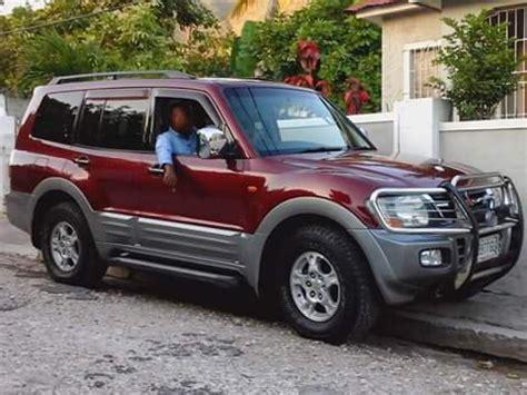 mitsubishi suv montero  sale  kingston st andrew jamaica autoadsjacom