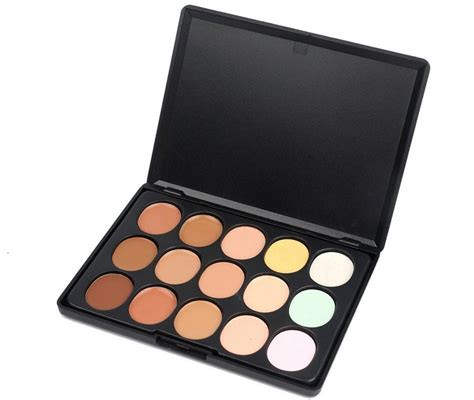 Contour Me Now Pro affordable color corrector products and palettes to