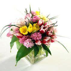 mixed spring flower arrangement in vase achica 1000 images about graduation party on pinterest vase