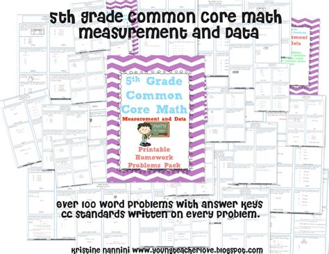 printable common core learning targets 66 best measurement images on pinterest math games