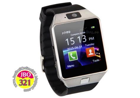 Jam Tangan Android Gsm Anti Gored Fitur Pedometer Detak Jantung jam tangan android bisa telephon news jual beli 321