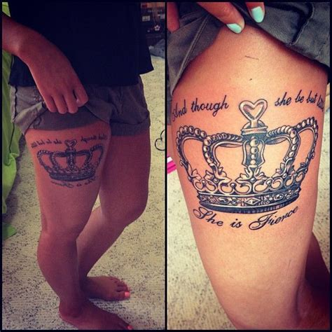 tattoo my queen crown tattoo for women google search tattoooooooos
