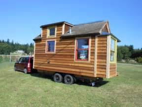 micro houses mighty micro house 136 sq ft cabin on wheels