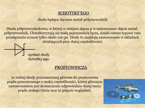 dioda schottky ego symbol ppt dioda powerpoint presentation id 4027071