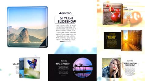 after effects template free blogspot stylish slideshow abstract after effects templates f5