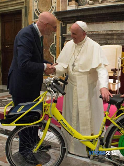 ufficio postale san martino buon albergo poste italiane un dono verde per papa francesco