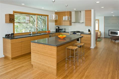 Bamboo Kitchen Design | bamboo kitchen modern kitchen san francisco by