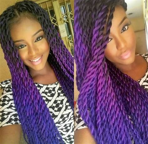 ombre twists hair 30 protective high shine senegalese twist styles