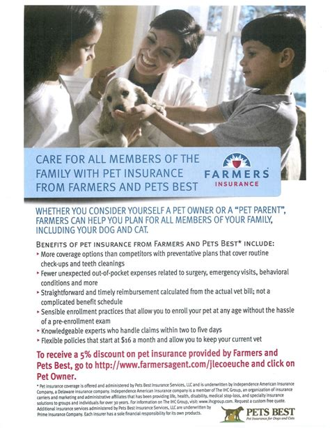pet insurance pet insurance care for all members of the family