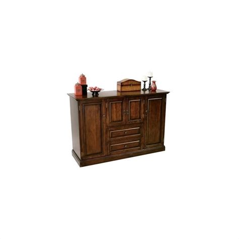 Hide Top Bar by Howard Miller Sonoma Hide A Home Bar In Americana Cherry
