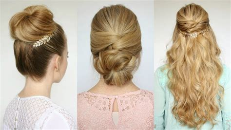 easy and simple prom hairstyles the harbinger top 2017 prom hairstyles