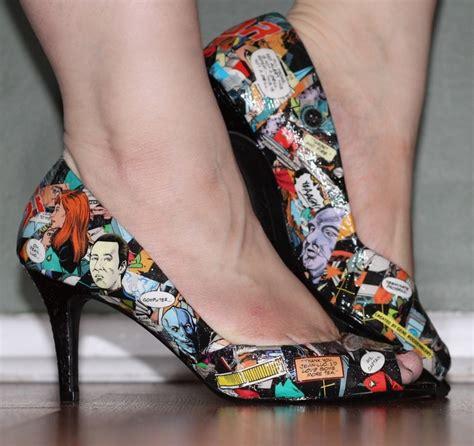 diy comic shoes diy comic book shoes wroc awski informator