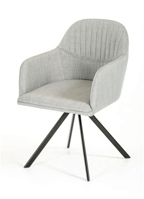 Grey Arm Chair Design Ideas Modrest Synergy Modern Grey Fabric Dining Chair Dining Chairs Dining