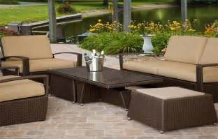 Resin Wicker Patio Furniture Sale by Patio Furniture Clearance On Sale Classic Patio Lowes
