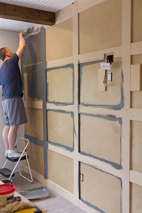 paneled walls master makeover diy paneled wall jenna sue design blog