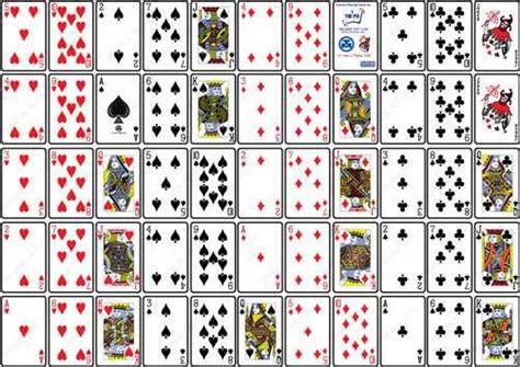 printable giant deck of cards card printable images gallery category page 53