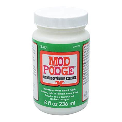 mod podge outdoor 8 oz 236ml lix supplies