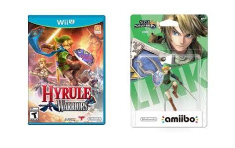 Wii U Hyrule Warriors Amiibo R1 amiibo ser 225 compatible con hyrule warriors