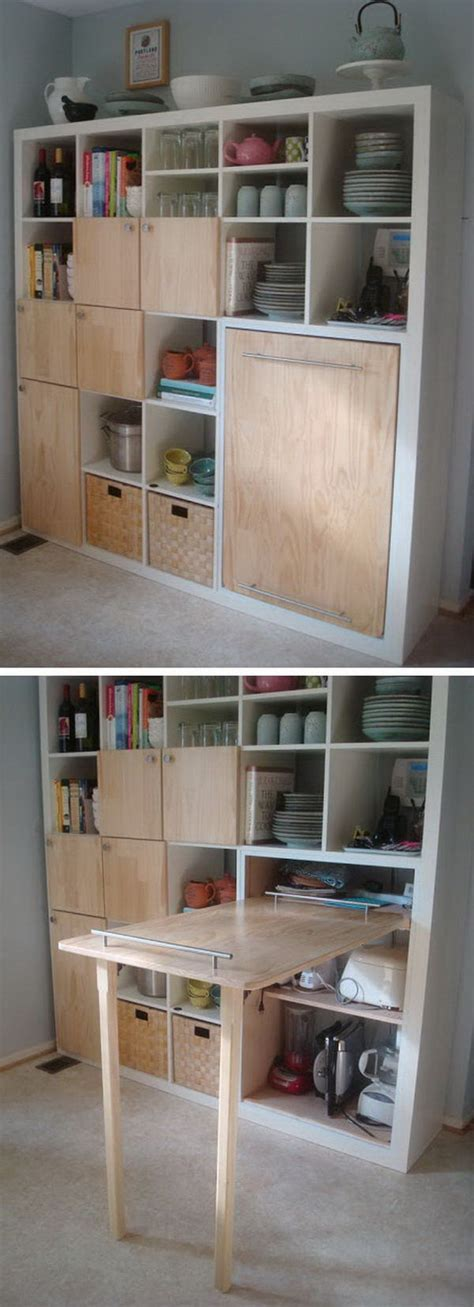 pull out kitchen storage ideas clever kitchen storage ideas hative