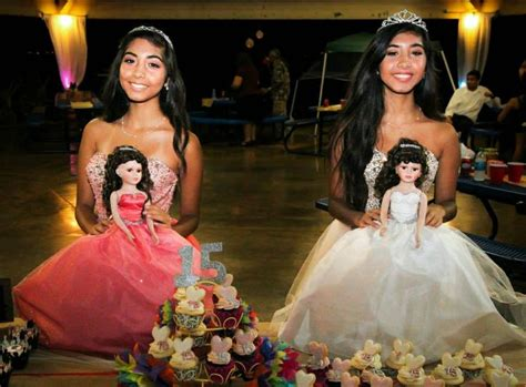 quinceanera themes for twins 25 best quinceanera dolls images on pinterest