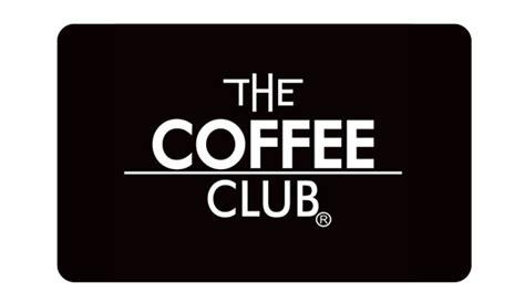 Coffee Club Gift Card - food beverages