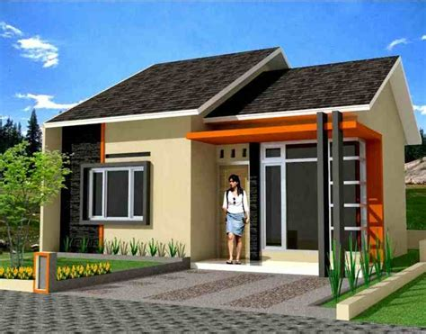 rumah minimalis type   lantai terbaru eksterior rumah