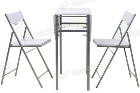 cing dining table folding dining table and chairs set white 28 images