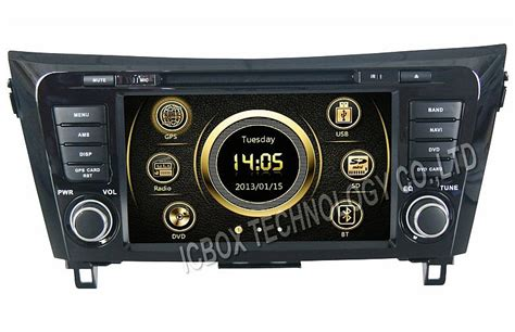 car dvd player for nissan qashqai radio swc dvr stereo