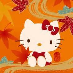 hello kitty autumn wallpaper 1000 images about wallpapers hello kitty pretty things on