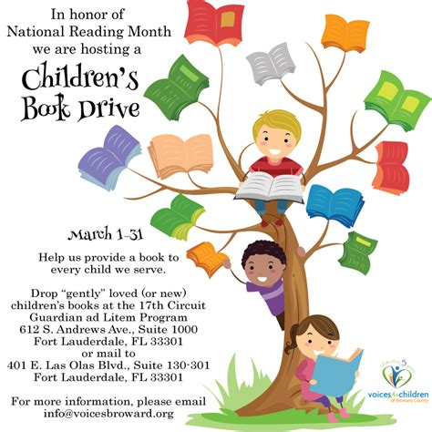 reading month themes 2011 voices for children blog voices for children broward county