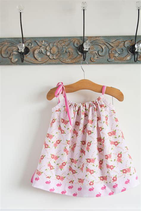 pattern dress tutorial pillowcase dress tutorial weallsew