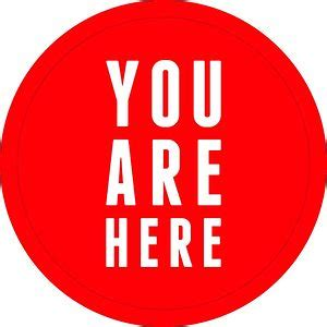 Here S How You you are here festival peril magazine