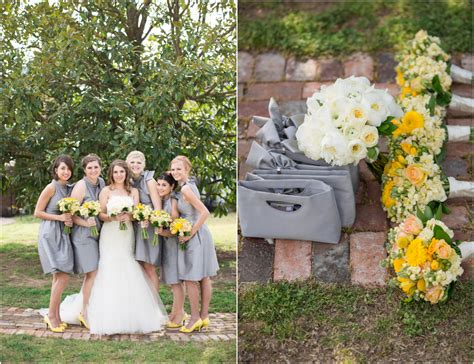 country yellow themed wedding rustic wedding chic