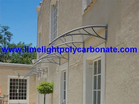 polycarbonate window awnings polycarbonate awnings canopies door canopy window awning diy awning pc awning lm 6