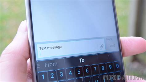 10 best texting apps and sms apps for android android authority - Android Texting Apps