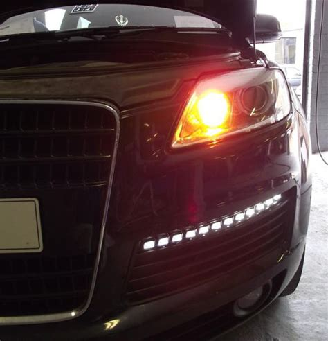 audi q7 led lights audi q7 led light upgrade by the bodyshop the shop
