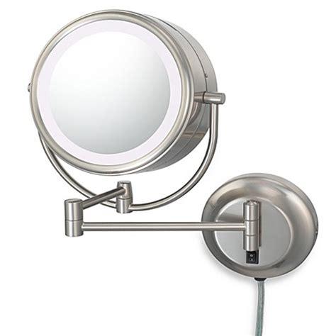 kimball young bath vanity 4x magnification wall kimball young lighted 5x 1x magnification dual sided