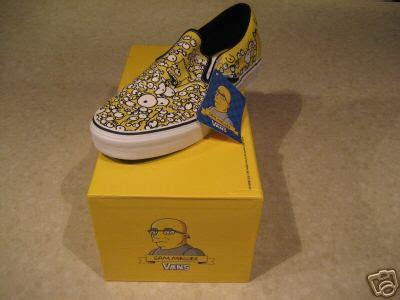 Harga Vans X The Simpsons vans x simpsons complete set 14 artists 14 shoes