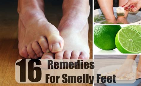 16 home remedies for smelly treatments