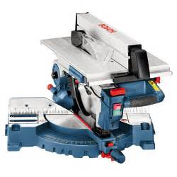 combo saw bosch gtm12 combination mitre table saw 110v gtm 12