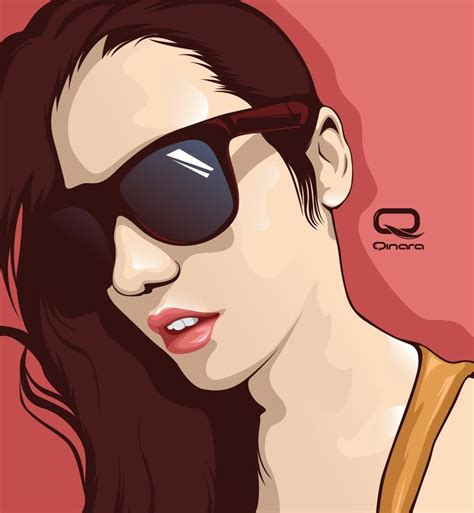 adobe illustrator cs6 vector 05 tutorial vector portrait adobe illustrator cs6