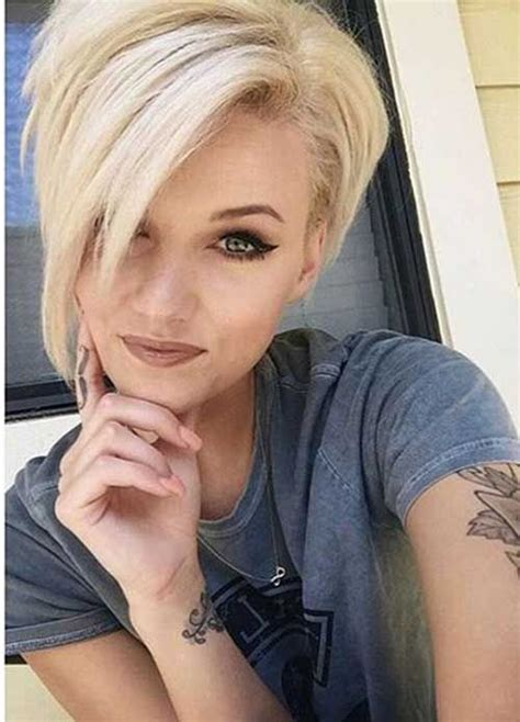 best way to sytle a long pixie hair style best short hairstyles for thick and straight hair