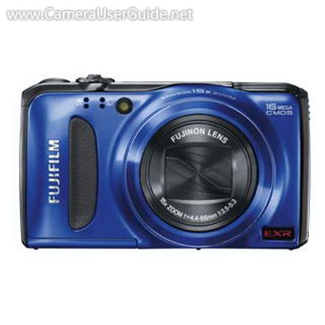 Fujifilm Finepix F500exr fujifilm finepix f500exr f505exr pdf user manual